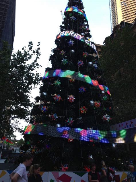 spectacular sydney christmas lights and decorations sydney
