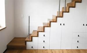 Schrank Unter Treppe Selber Bauen : wandfarbe f r graues sofa ~ Markanthonyermac.com Haus und Dekorationen