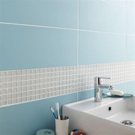 cuisine loft leroy merlin faïence mur bleu atoll n 5 loft l 20 x l 50 2 cm leroy