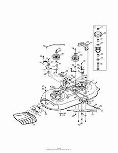Mtd 13a277xs299  247 203712   T1000   2015  Parts Diagram For Mower Deck