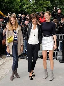 Inès de la Fressange : qui sont ses filles, Nine et Violette ? [Photos] Télé Star