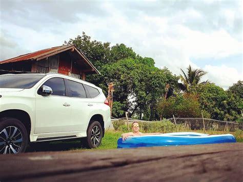 My own Swimmingpool in Thailand... luxurylifestyle thailand khonkaen banphai farmer lifestyle ...