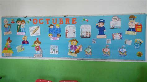periodico mural octubre vuestras propuestas 4 imagenes educativas
