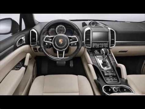 2017 Porsche Cayenne Interior by 2017 Porsche Cayenne Interior