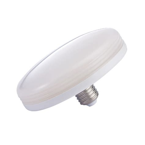 220v voltage high brightness ufo led flat light bulb 18w