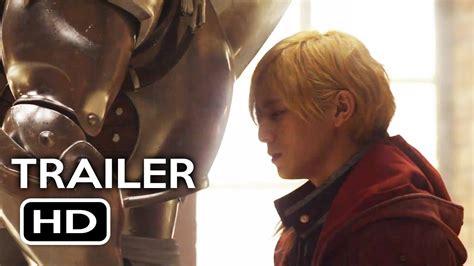 Anime Action Movie Fullmetal Alchemist Live Action Official Teaser Trailer 1