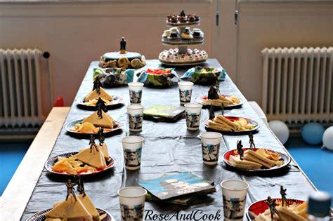 deco gateau anniversaire star wars arts culinaires magiques
