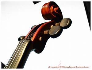 Violin Scroll. by SaylaMarz on DeviantArt