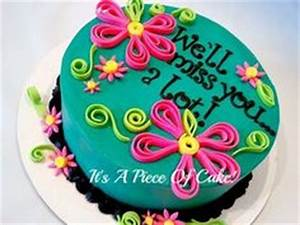 1000 ideas about Going Away Cakes on Pinterest