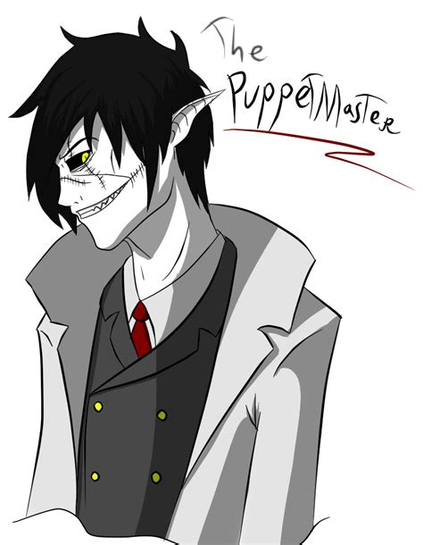 Puppetmaster Bust by The-Insignia on DeviantArt