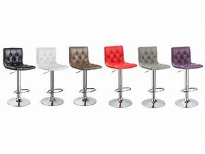 Color leather bar stools » Home Decorations Insight