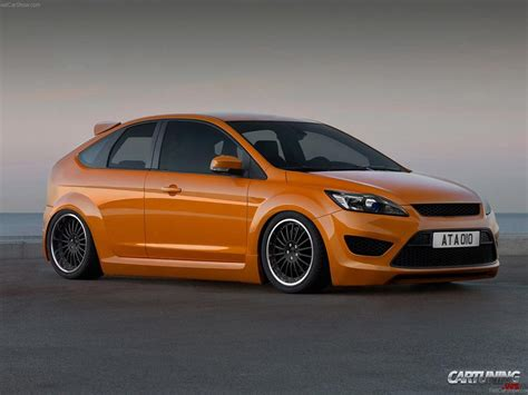 ford focus st tuning tuning ford focus 187 cartuning best car tuning photos from all the world
