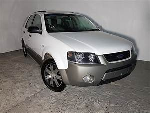 Manual Ford Territory For Sale