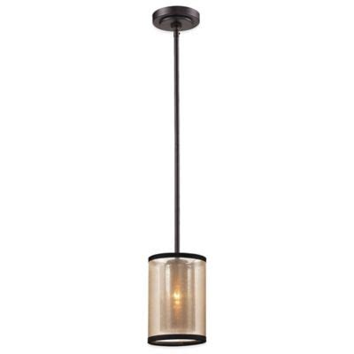 rubbed bronze pendant light fixture 66 on