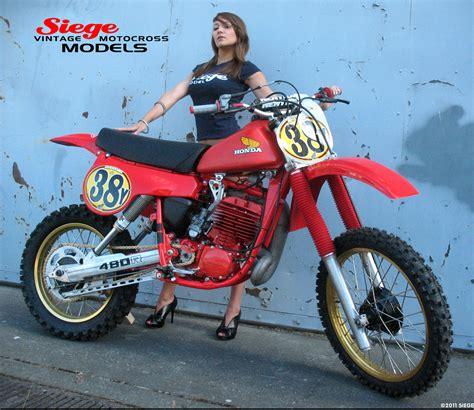 siege moto siege models vintage motorcross models