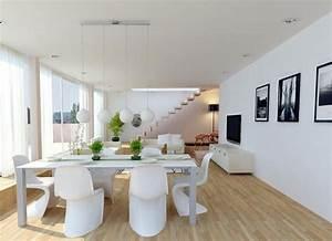 Wohnzimmer Holz Modern : 4 tricks zu dekorieren ihr wohnzimmer und esszimmer combo ~ Indierocktalk.com Haus und Dekorationen