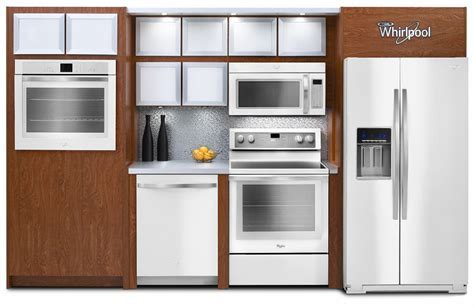 "Whirlpool ""White Ice"" Appliances   another nice choice for"