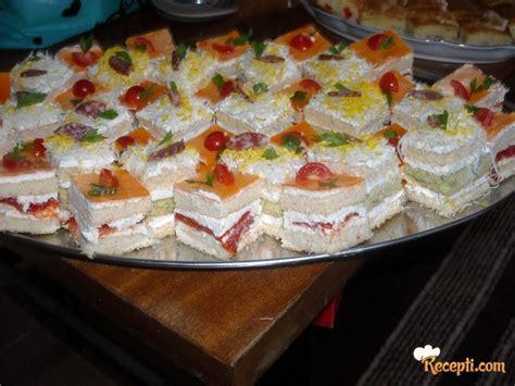 Posna torta sa medenim srcem. Slana torta (2) - Recepti.com