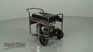 Briggs  U0026 Stratton Generator Disassembly  Generator Repair