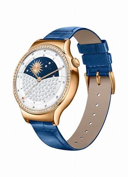 Huawei Gold Rose Smartwatch Jewel Lady Band