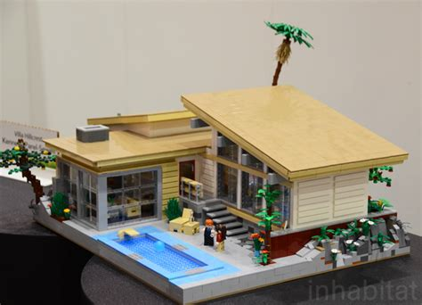 Moderne Lego Häuser by Villa Hillcrest Lego House By Kenneth Parel Sewell