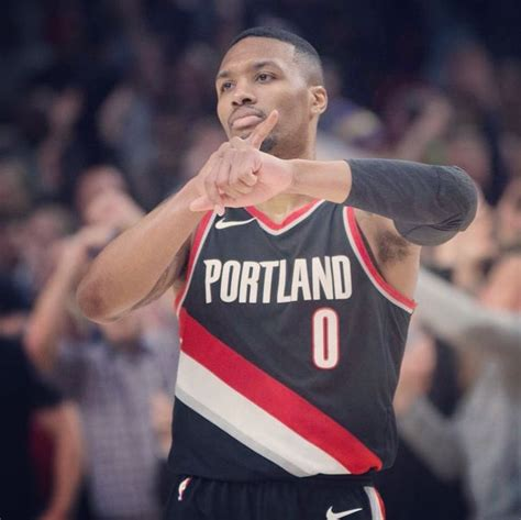 lillard sports nba players basketball pro