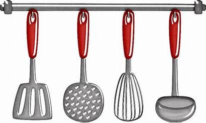 Kitchen Spatula Clipart Transparent Retro Cocina Webstockreview