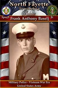 North Fayette Township Military Banner Tribute