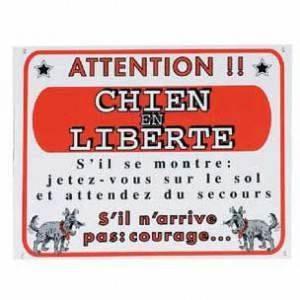 Panneau Attention Au Chien : l 39 humour noir page 17 ~ Farleysfitness.com Idées de Décoration