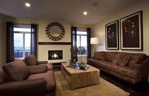 deco salon brun beige With chambre bébé design avec livraison fleurs ile de la réunion