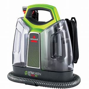Little Green U00ae Proheat U00ae Pet Portable Carpet Cleaner 2513n