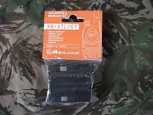 Midland Pacco Batteria Ricaricabile 800 Mah Per Serie G7
