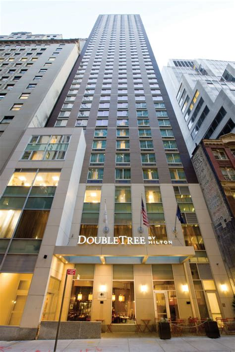 doubletree by hilton hotel new york city financial