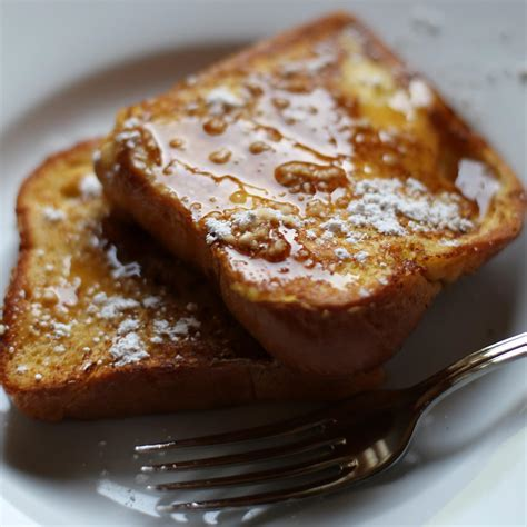 Browned Butter Brioche French Toast | FaveSouthernRecipes.com