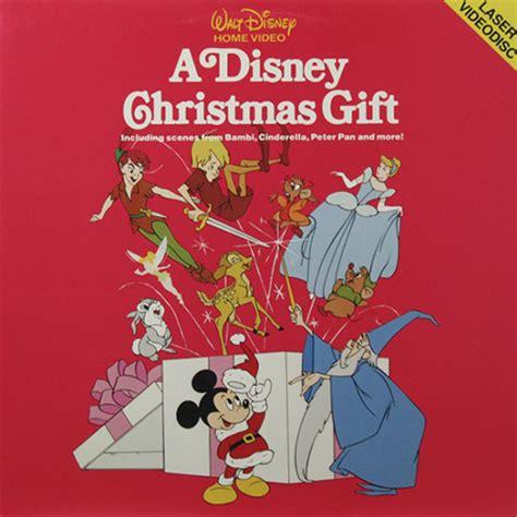 dec 1 a disney christmas gift a cartoon christmas