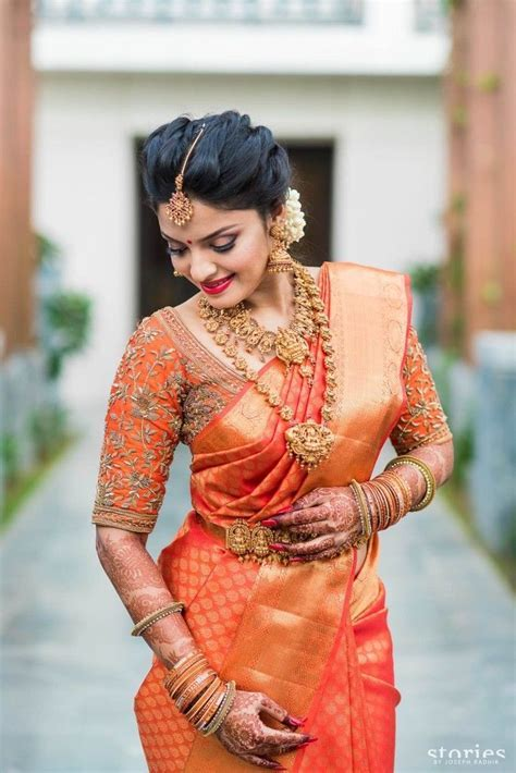78 best South Indian Bride & Styles images on Pinterest