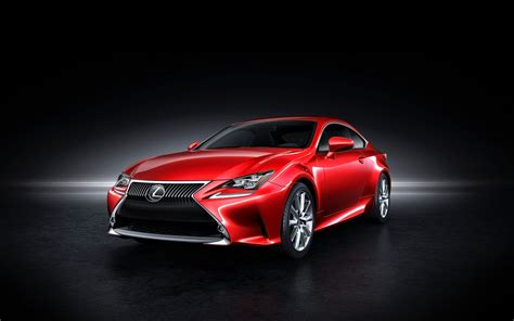 2014 Lexus Rc Coupe Wallpaper