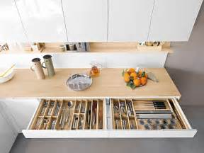kitchen space savers ideas contemporary italian kitchen offers functional storage