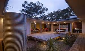 Designs For Homes Decorating Modern Eco Friendly Curved House Design Joyful Small Enclosed Courtyard 336730 Home Design Ideas Exterior Modern Courtyard 2 Interior Design Ideas WikWorks Inc Boston Courtyard Landscape Design Project Back Bay