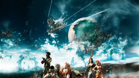 final fantasy  cocoon wallpaper  images