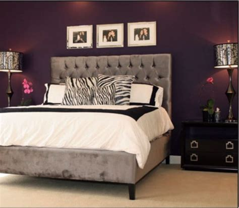 grey and plum bedrooms purple bedroom smoky sexy plum aubergine eggplant home bedroom pinterest