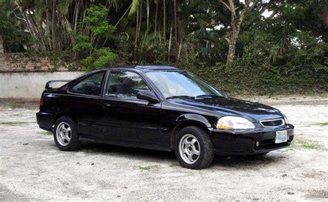 '96 Honda Civic Ex Coupe