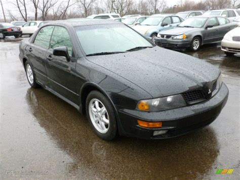 2003 Mitsubishi Diamante by 2003 Pendleton Black Pearl Mitsubishi Diamante Vr X Sedan