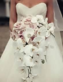 cascade bouquet quel bouquet de mariée choisir 67 idées merveilleuses
