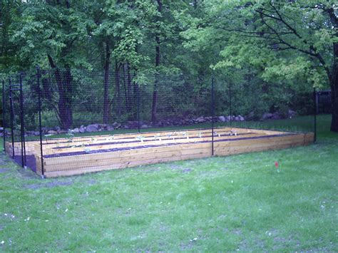 pictures of garden fences critterfence garden fence deer fencing