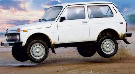 Lada Occhio by Lada Niva La 4x4 Sovietica Si Rinnover 224 Nel 2018 Con Un