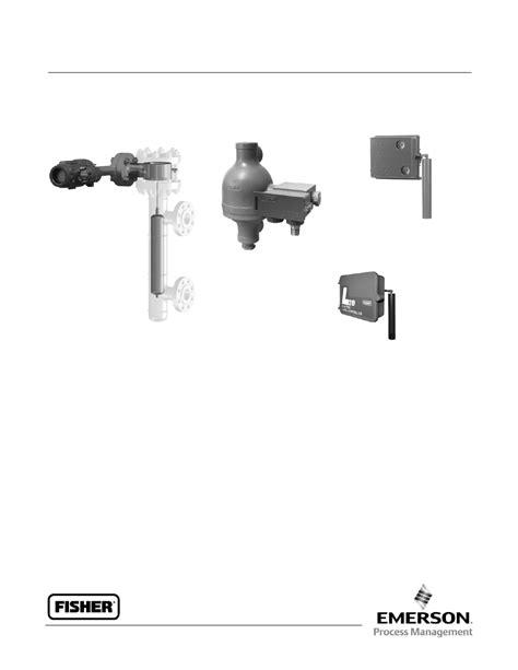 Emerson Fisher 249 249B 249BF 249C 249K & 249L Data Sheet