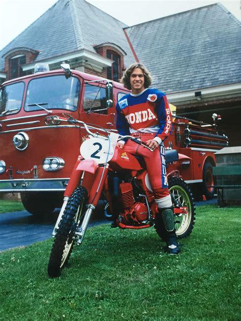 Smith Honda by Marty Smith Rc Honda Ohio Vintage Motocross Posters