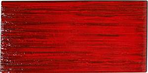 carrelage 10 x 20 griffe salle de bains cuisine With faience salle de bain rouge