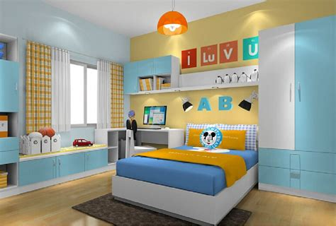 Bedroom Yellow And Blue by Yellow And Blue Bedroom Walls Search A New